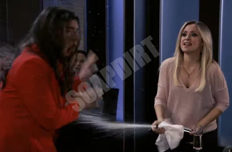 GH Spoilers: Brook Lynn Ashton (Amanda Setton) - Lulu Spencer (Emme Rylan)