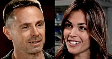 General Hospital Spoilers: Britt Westbourne (Kelly Thiebaud) - Julian Jerome (William deVry)