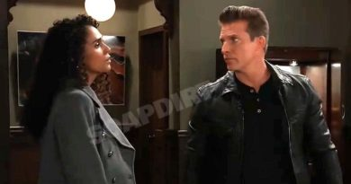 General Hospital Spoilers: Jordan Ashford (Briana Henry) Jason Morgan (Steve Burton)
