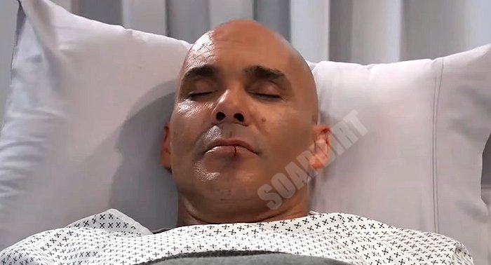 General Hospital Spoilers: Marcus Taggert (Real Andrews)