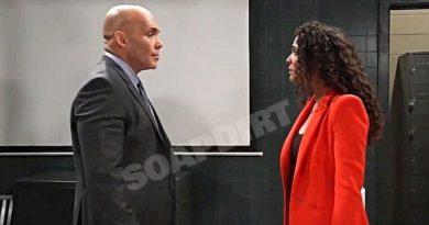 General Hospital Spoilers: Marcus Taggert (Real Andrews) - Jordan Ashford (Briana Henry)