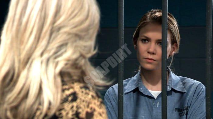 General Hospital Spoilers: Nelle Hayes (Chloe Lanier)