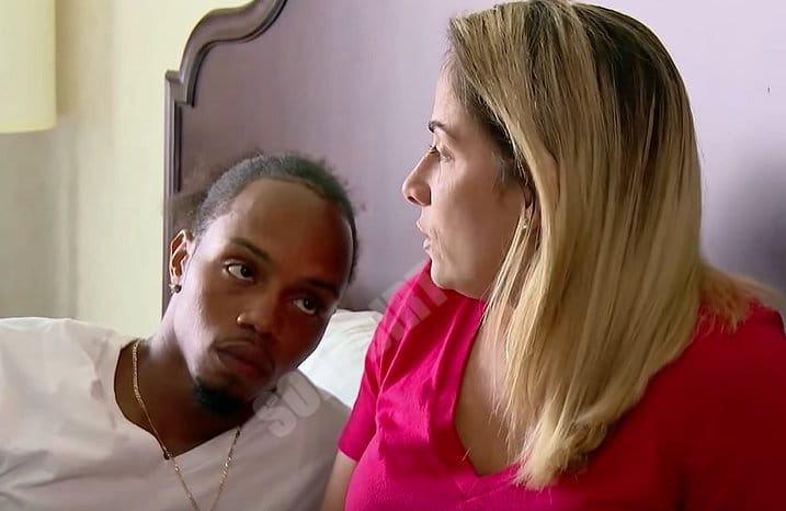 Love After Lockup: Michael Simmons - Maria Figuera