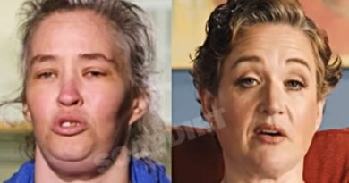 Mama June From Not To Hot: June Shannon - Jennifer Thompson