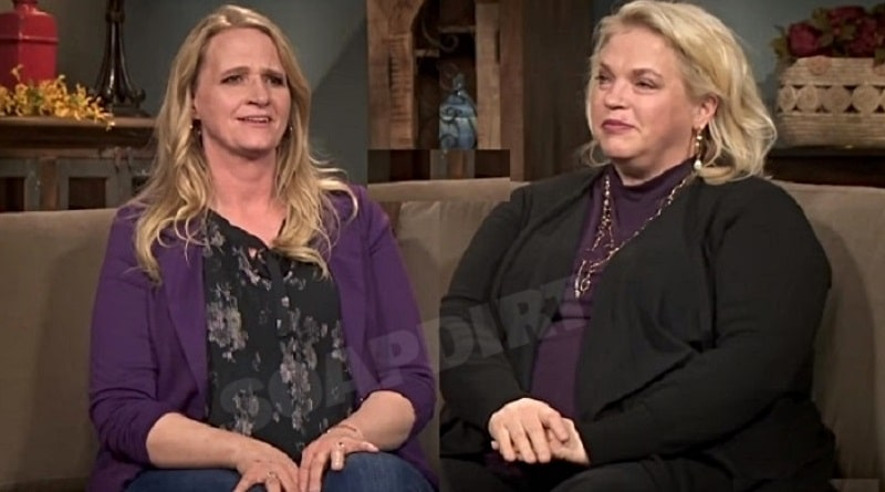 Sister Wives: Christine Brown - Janelle Brown