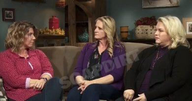 Sister Wives: Meri Brown - Christine Brown - Janelle Brown
