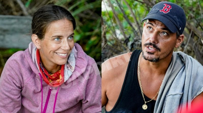 Survivor: Winners at War: Boston Rob Mariano - Amber Mariano