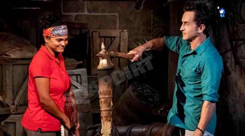 Survivor: Winners at War: Sandra Diaz-Twine - Jeff Probst