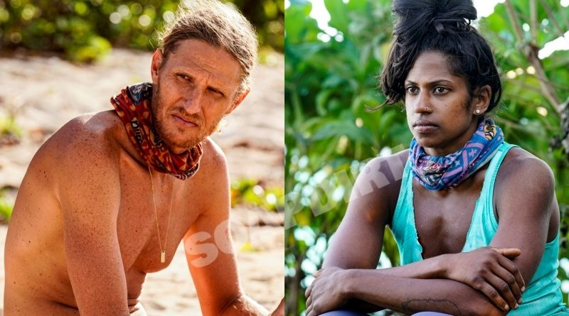 Survivor: Tyson Apostol - Natalie Anderson - Winners at War
