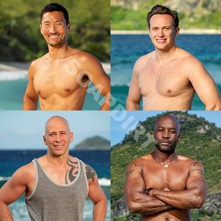 Survivor: Winners at War: Yul Kwon - Nick Wilson - Tony Vlachos - Jeremy Collins