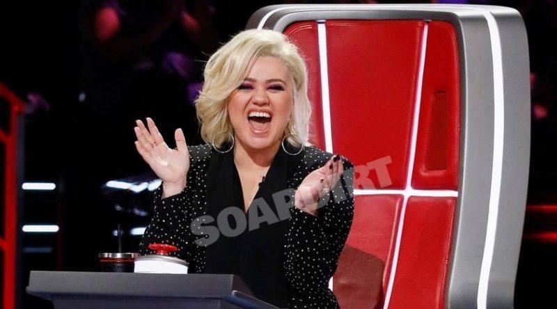 The Voice: Kelly Clarkson