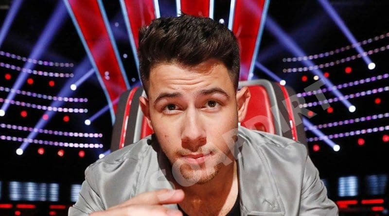 The Voice: Nick-Jonas