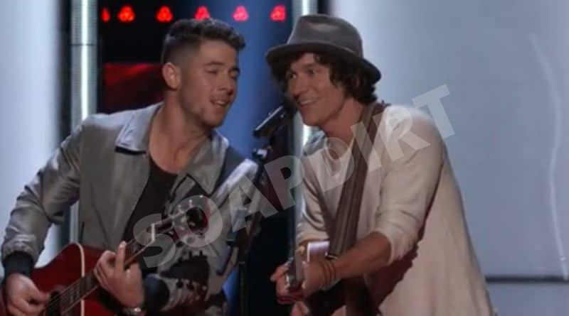 The Voice: Nick Jonas - Kevin Farris