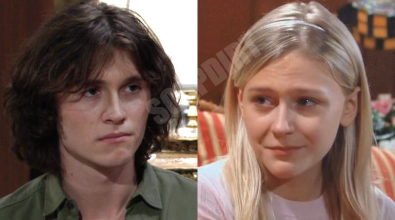 Young and the Restless Spoilers: Reed Hellstrom (Tristan Lake Leabu) - Faith Newman (Alyvia Alyn Lind)