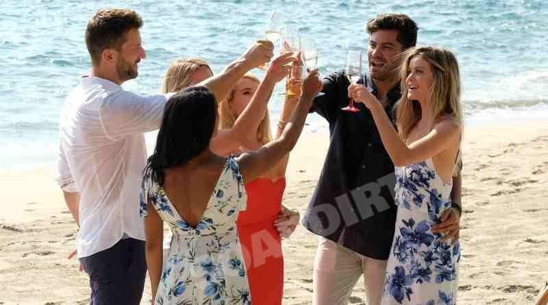 Bachelor in Paradise: Demi Burnett - Kristian Haggerty - Katie Morton- Chris Bukowski - Hannah Godwin - Dylan Barbour