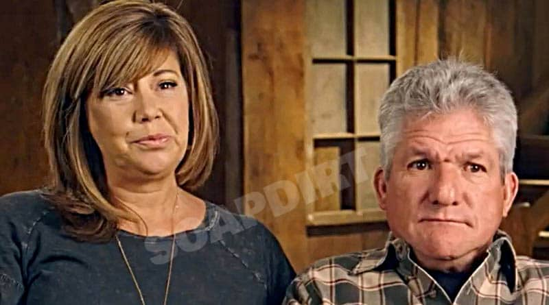 Little People Big World Spoilers: Matt Roloff - Caryn Chandler