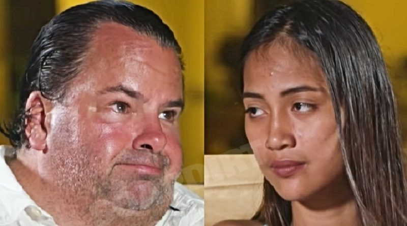 90 Day Fiance: Ed Brown - Rose Marie Vega - Before the 90 Days