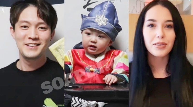 90 Day Fiance: Jihoon Lee - Deavan Clegg - Taeyang Scuti Lee
