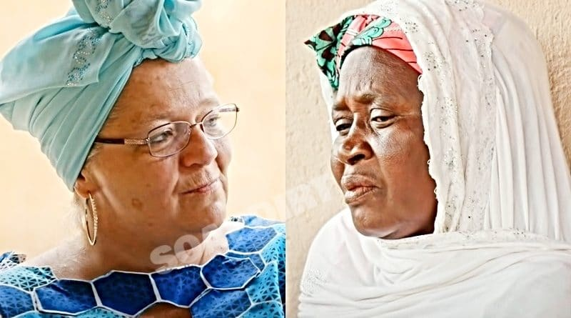 90 Day Fiance: Before the 90 Days: Lisa Hamme - Usman Umar Mom