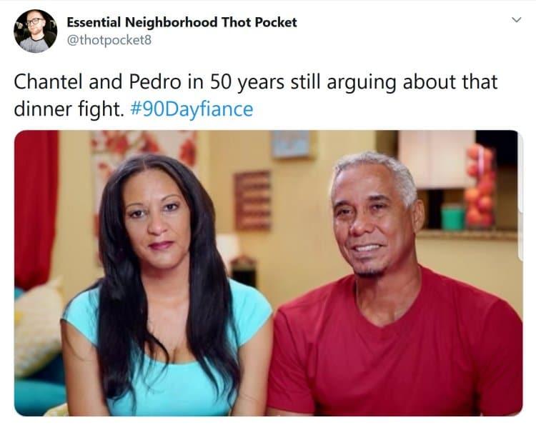 90 Day Fiance: Chantel Everett - Pedro Jimeno - Self-Quarantined