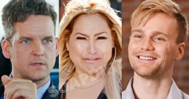 90 Day Fiance: Tom Brooks - Darcey Silva - Jesse Meester