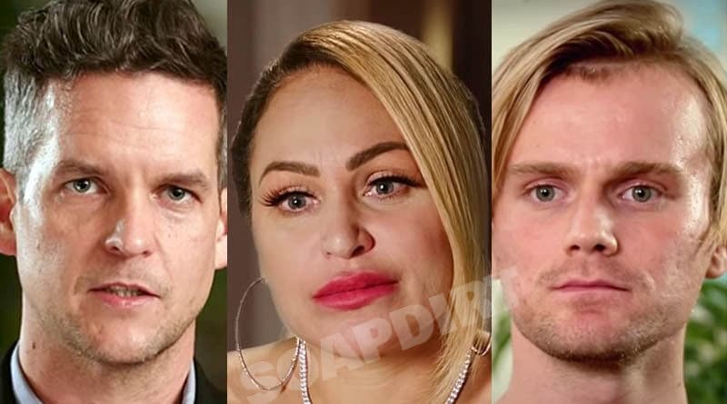 90 Day Fiance: Tom Brooks - Darcey Silva - Jesse Meester - Before the 90 Days