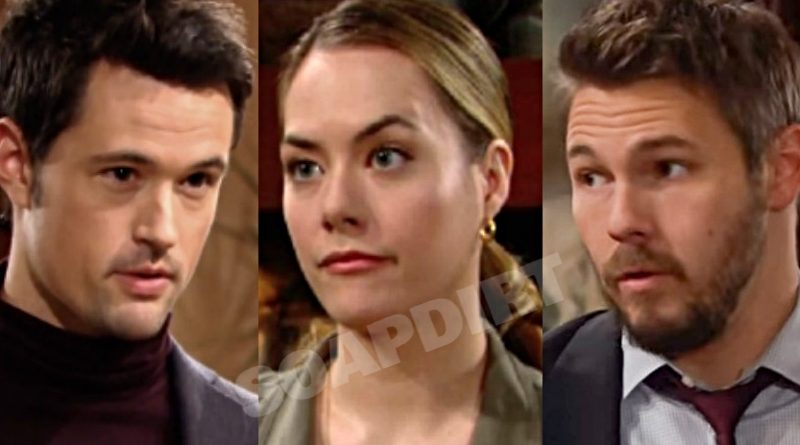 Bold and the Beautiful Spoilers: Thomas Forrester (Matthew Atkinson) - Hope Logan (Annika Noelle) - Liam Spencer ( Scott Clifton)