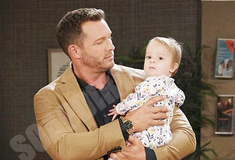 Days of our Lives Spoilers: Brady Black (Eric Martsolf) - Rachel Black (May Twins)