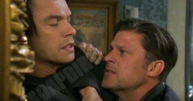 Days of Our Lives: Eric Brady (Greg Vaughan) - Xander Cook (Paul Telfer)