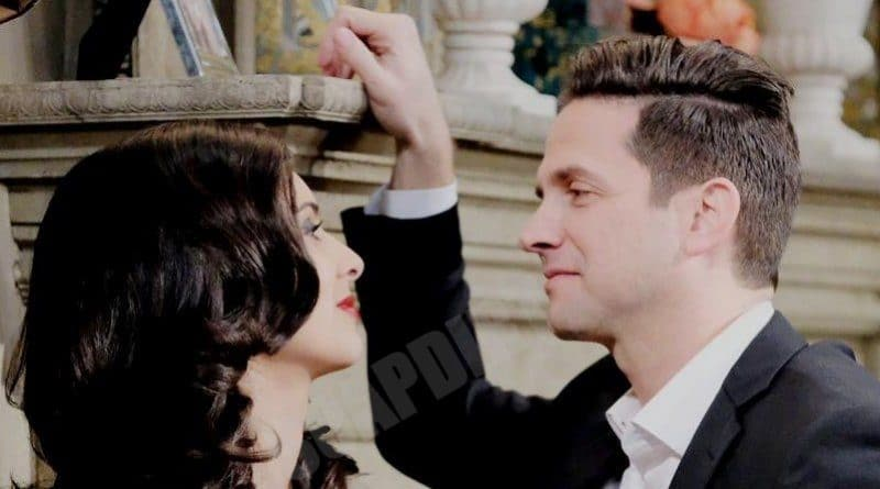 Days of Our Lives Spoilers: Gabi Hernandez (Camila Banus) - Stefan DiMera (Brandon Barash)
