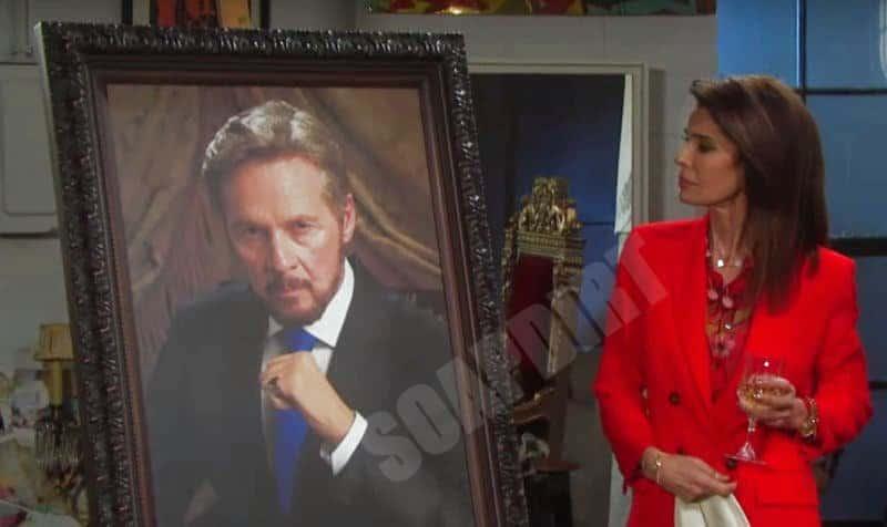 Days of our Lives Spoilers: Princess Gina (Kristian Alfonso) - Hope Brady - Stefano DiMera (Stephen Nichols)