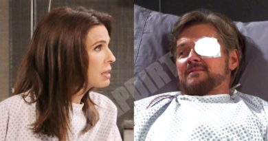 Days of Our Lives Spoilers: Steve Johnson (Stephen Nichols) - Hope Brady (Kristian Alfonso)