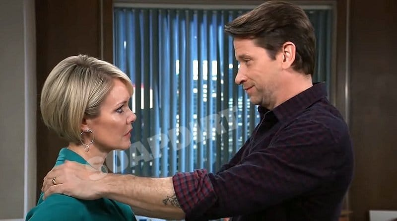 General Hospital Spoilers: Ava Jerome (Maura West) - Franco Baldwin (Roger Howarth)