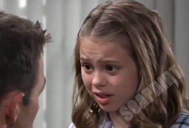 General Hospital Spoilers: Charlotte Cassadine (Scarlett Fernandez)
