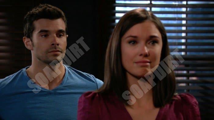 General Hospital Spoilers: Harrison Chase (Josh Swickard) - Willow Tait (Katelyn MacMullen)