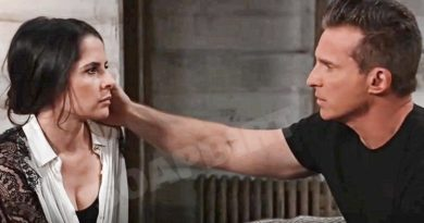 General Hospital Spoilers: Jason Morgan (Steve Burton) - Sam McCall (Kelly Monaco)