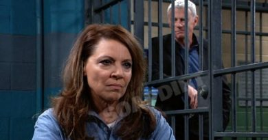 General Hospital Spoilers: Liesl Obrecht (Kathleen Gati) - Robert Scorpio (Tristan Rogers)