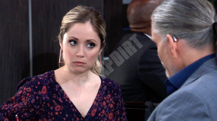 General Hospital Spoilers: Lulu Spencer (Emme Rylan) - Cyrus Renault (Jeff Kober)