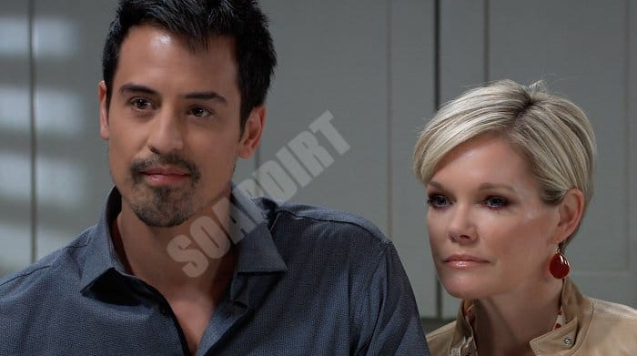 General Hospital Spoilers: Nikolas Cassadine (Marcus Coloma) - Ava Jerome (Maura West)