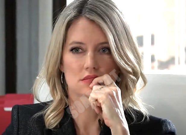 General Hospital Spoilers: Nina Reeves (Cynthia Watros)