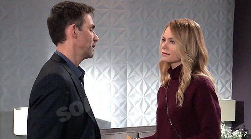General Hospital Spoilers: Valentin Cassadine (James Patrick Stuart) - Nelle Hayes (Chloe Lanier)