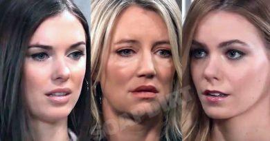 General Hospital Spoilers: Willow Tait (Katelyn MacMullen) - Nina Reeves (Cynthia Watros) - Nelle Hayes (Chloe Lanier)