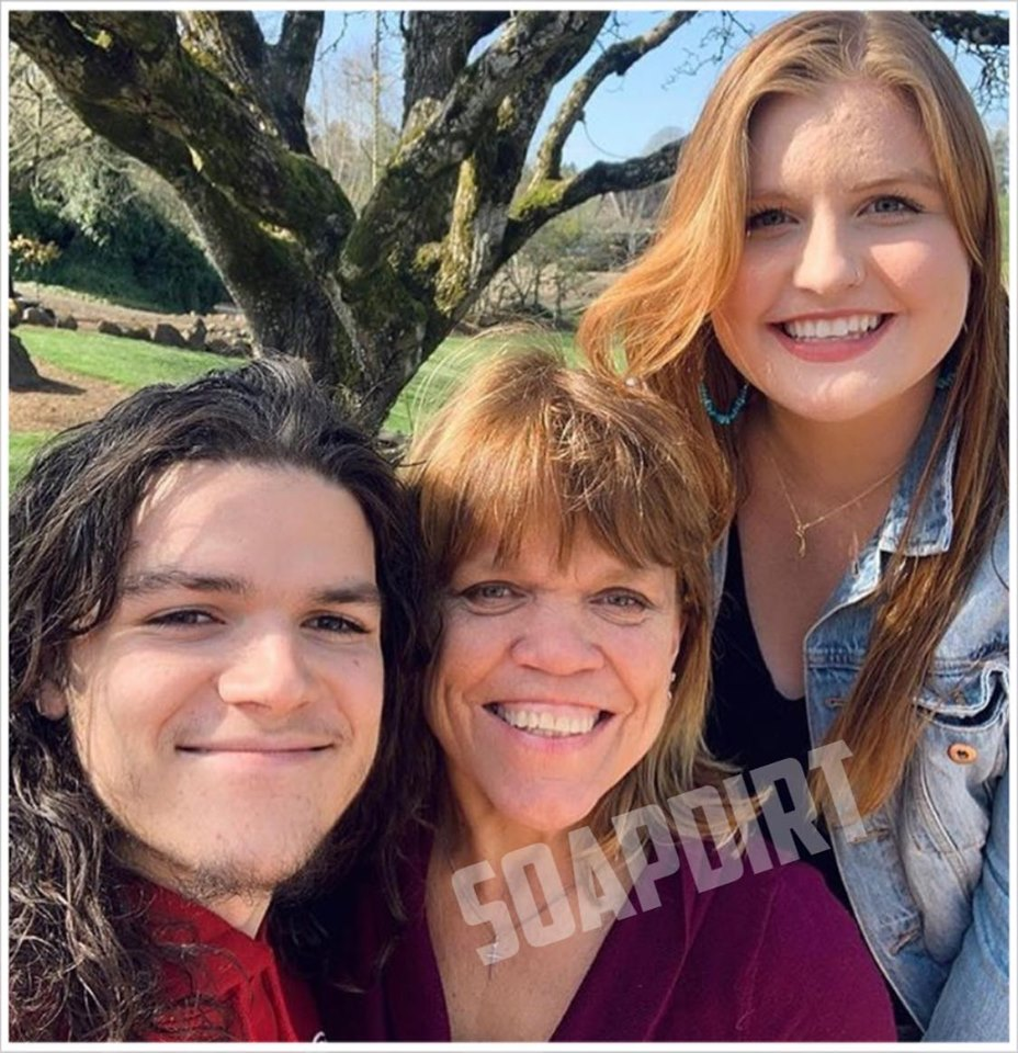 Little People Big World: Jacob Roloff - Isabell Rock - Amy Roloff
