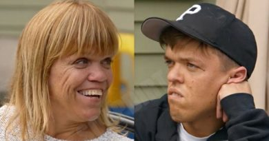 Little People Big World Spoilers: Amy Roloff - Zach Roloff