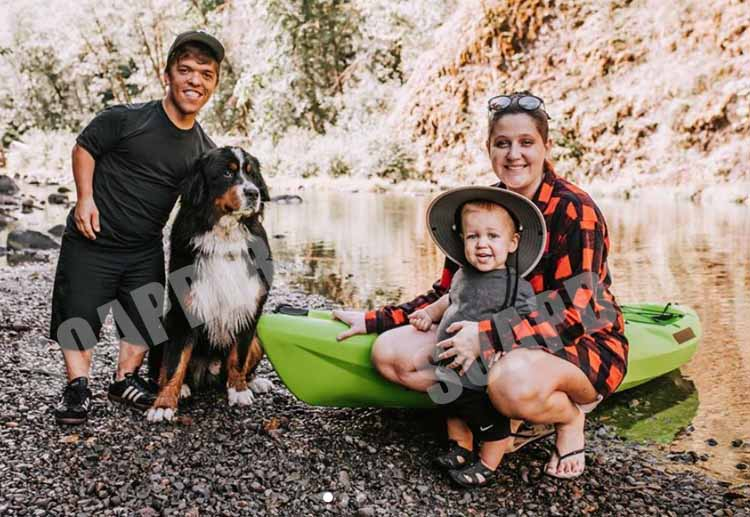 Little People Big World Spoilers: Zach Roloff - Tori Roloff - Jackson Roloff