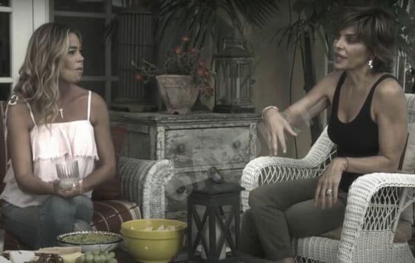 RHOBH: Lisa Rinna - Denise Richards