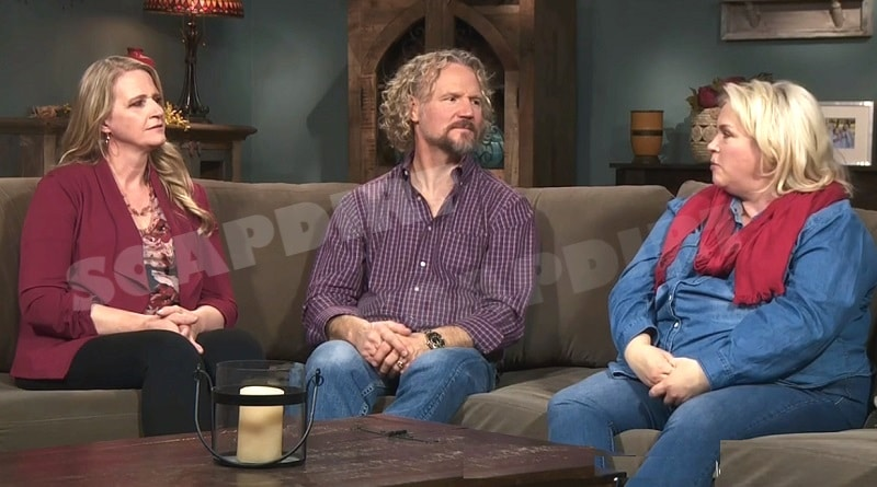 Sister Wives: Christine Brown - Kody Brown - Janelle Brown