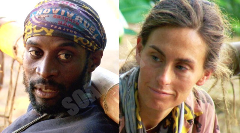 Survivor Spoilers: Jeremy Collins- Kim Spradlin