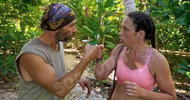 Survivor: Winners at War - Tony Vlachos - Sarah Lacina