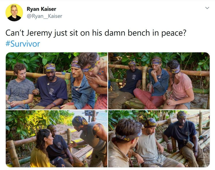 Survivor Spoilers: Jeremy Collins